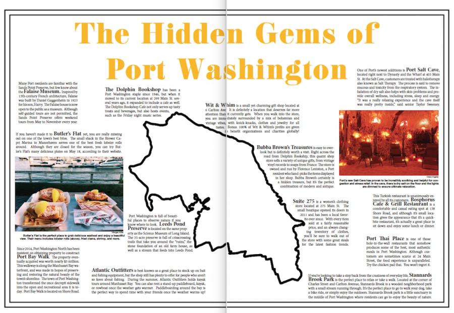 The Hidden Gems of Port Washington