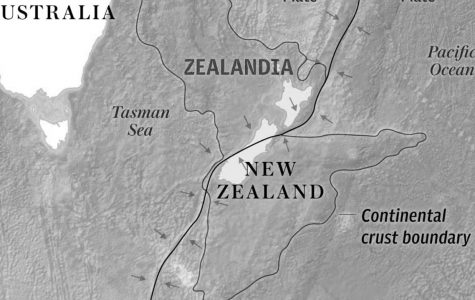 Scientists coin the eighth continent of the world: Zealandia