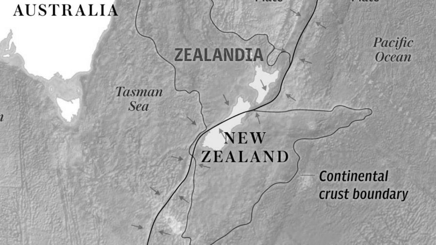 Scientists+coin+the+eighth+continent+of+the+world%3A+Zealandia