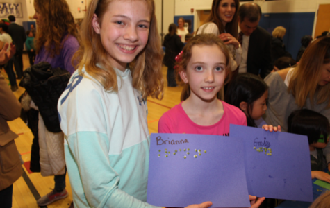 Daly holds its first interactive Family Literacy Night