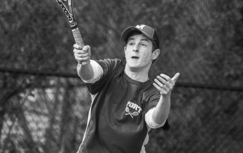 Boys tennis swings into a new season with high expectations