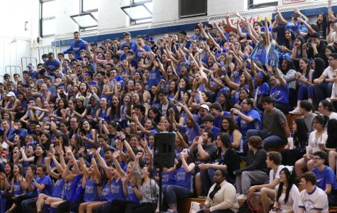 Spirit Week inspires friendly competition between grades