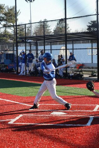 Varsity baseball faces tough competition in playoff push