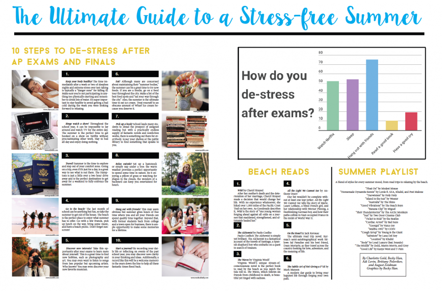 The ultimate guide to a stress-free summer