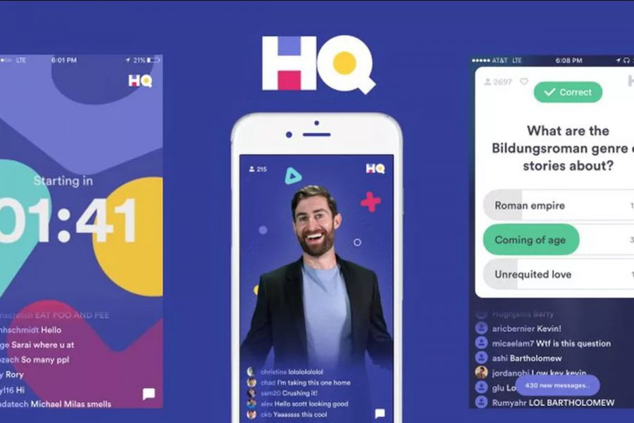 HQ+is+an+online+trivia+game+show+that+has+been+the+nation%27s+recent+craze.+HQ%27s+host%2C+Scott+Rogowsky%2C+asks+twelve+questions+every+night%2C+awarding+winners+with+a+cash+prize.