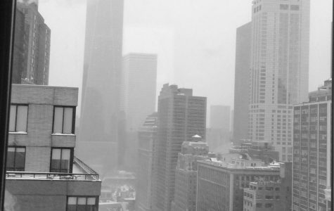 Researchers work to identify risks to skyscrapers in heavy snowstorms