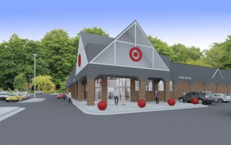 How has the arrival of Target economically impacted Port Washington