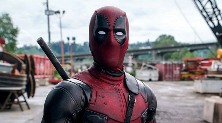 Ryan Reynolds returns to the screen in Deadpool 2