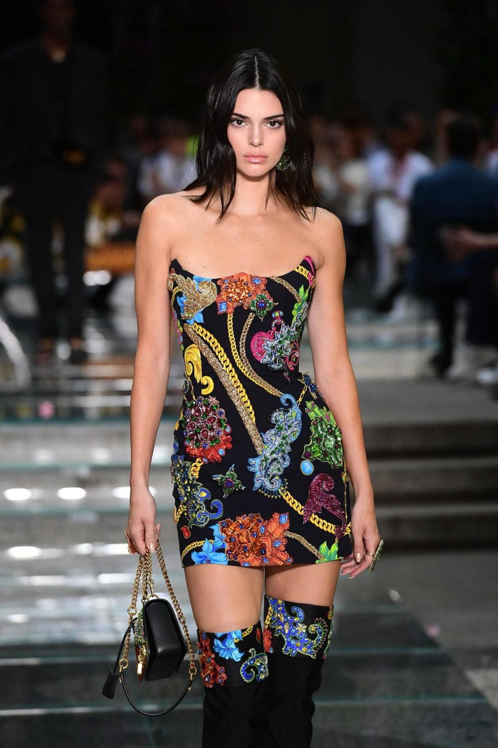 Models such as Kendall Jenner and Gigi Hadid walk in new York Fashion Week every year; however, this year Jenner chose to walk in a limited amount of shows.