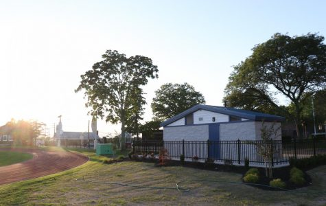 Schreiber gains concession stand and new bathroom