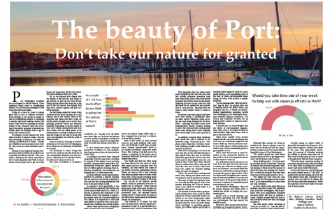 The beauty of Port: Don't take our nature for granted