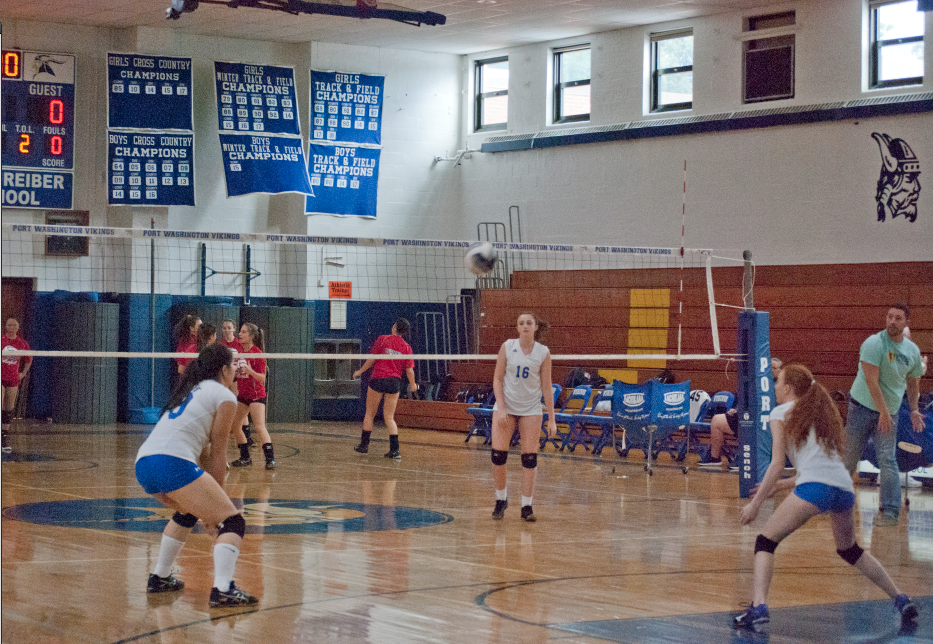 The girls won a hard fought battle against Oceanside 3-1 on Sept. 20.