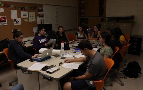Schreiber student research corner