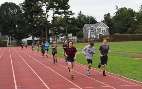 Boys cross country looks forward to State Qualifiers and States