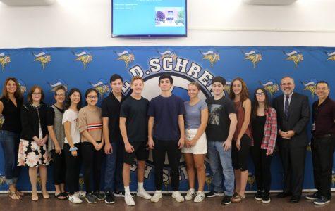 Nine seniors recognized as National Merit semifinalists