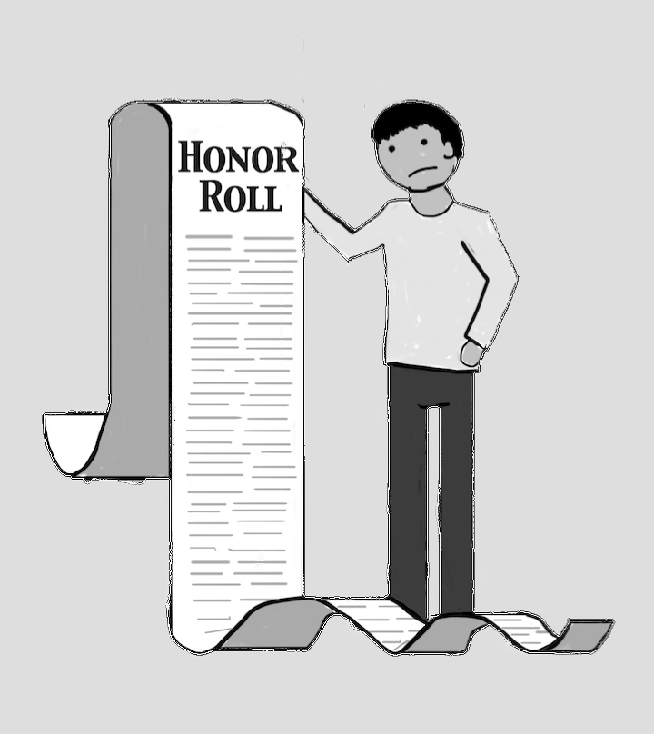 Honor+roll+standards+do+not+recognize+exceptional+students+enough