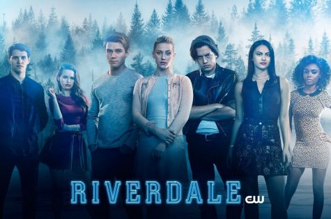 There's something new coming to Riverdale and it's not the Black Hood