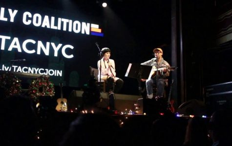Singers fight against inequality onstage in The Ally Coalition Talent Show