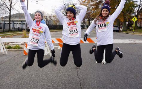 Freshmen describes tradition of running annual Turkey Trot
