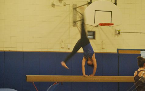 Girls gymnastics look to improve and win counties