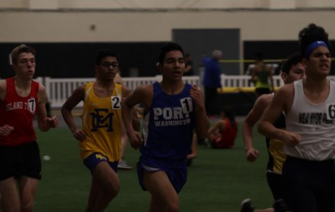 Boys track team off to a hot start after months of training
