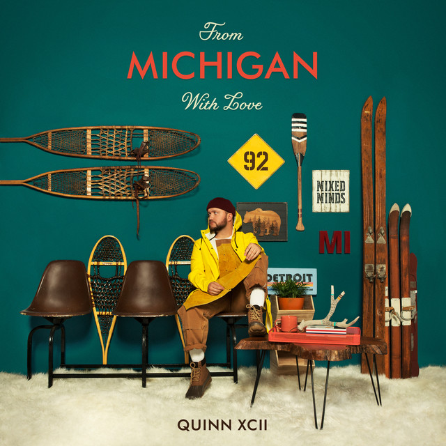 Quinn+XCII+album%2C+From+Michigan+With+Love+is+a+follow-up+to+his+2017+album%2C+The+Story+of+Us.