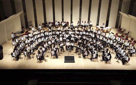 Tilles Center hosts District Band Spectactular for students