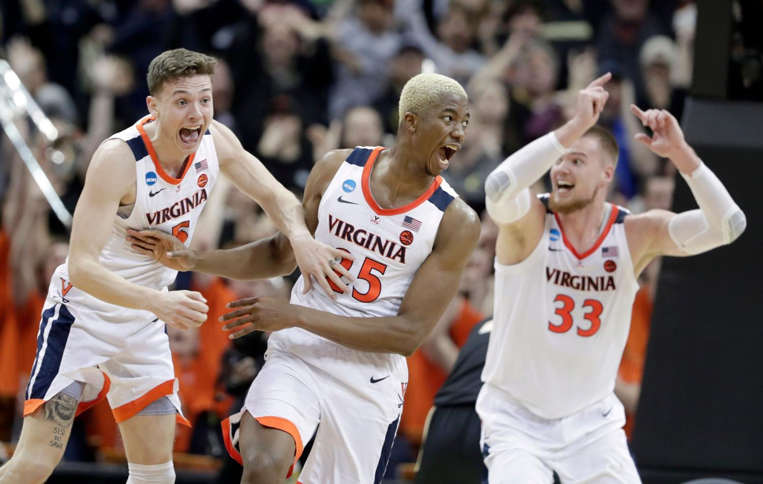 Mamadi Diakite hit the game-winner in the Elite Eight to send Virginia to its first ever Final Four appearance.