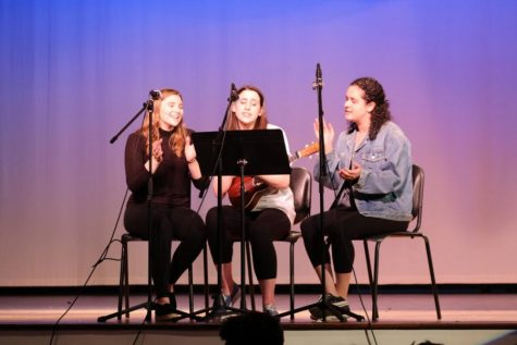 Student musicians perform in annual winter concerts