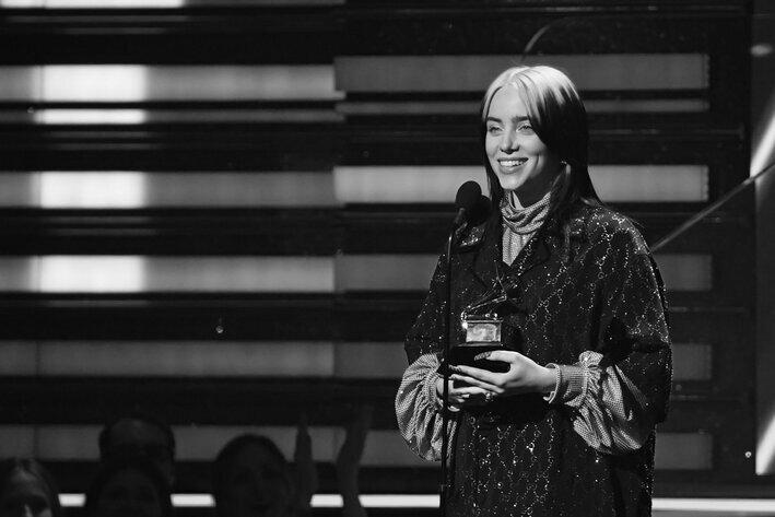 18-year-old+Billie+Eilish+sweeps+2020+Grammys