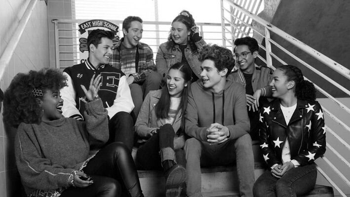 A brand new era: High School Musical the Musical the Series