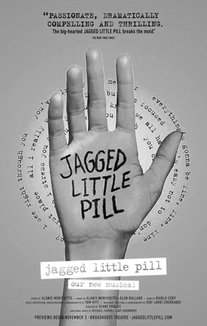 New Broadway musical that you must not miss: Jagged Little Pill