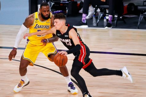 A Historic Season Comes To A Close With The Los Angeles Lakers Finishing Off The Miami Heat In The NBA Finals