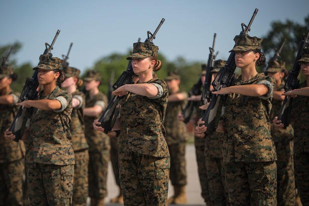 Women+Should+Be+Eligible+For+The+Military+Draft