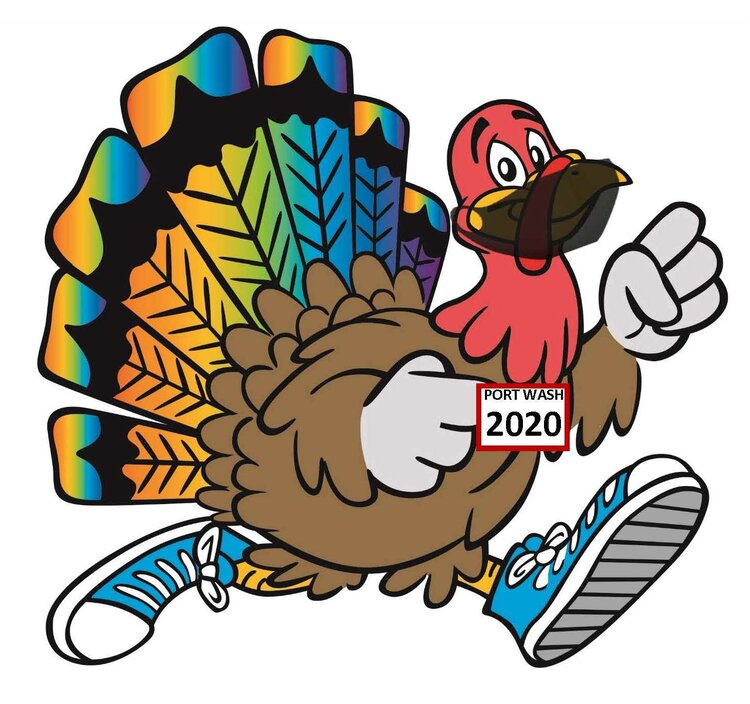 45th Annual 2020 Port Washington Thanksgiving Run goes virtual