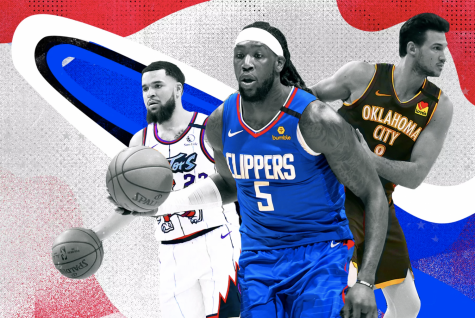 Which teams have made a splash early on in the NBA's offseason?