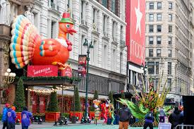 A Macy's Thanksgiving Day Parade like no other year
