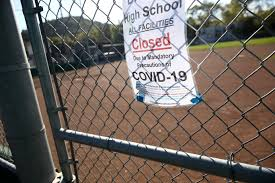 Schools close as COVID cases spike