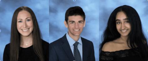 Schreiber High School Regeneron scholars