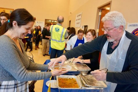 Port holds COVID friendly SOUPer Bowl event for families