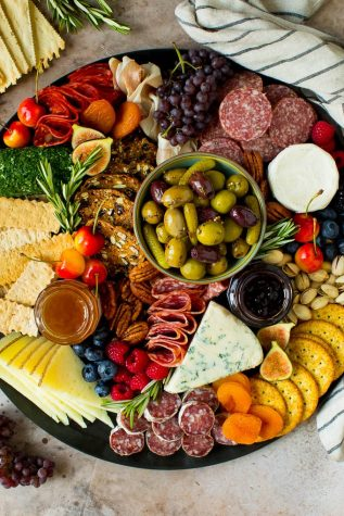 Edible art: charcuterie boards!