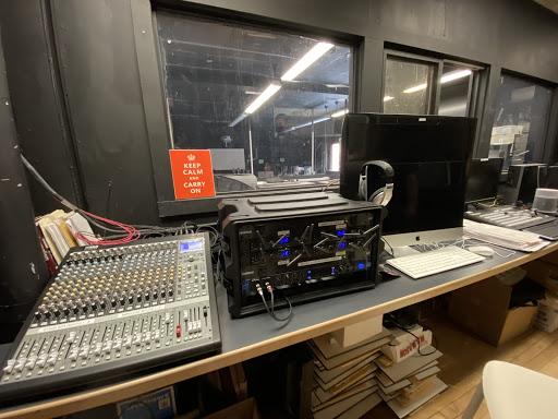 Ed Foundation grant creates new Schreiber recording studio