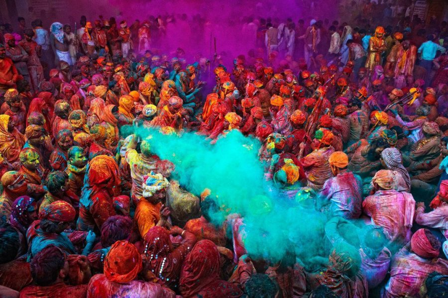 The rich history of a Hindu Holi-day