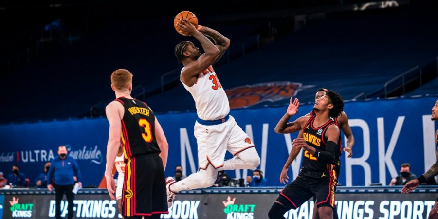 NBA playoff race is heating up with the Knicks surprising all