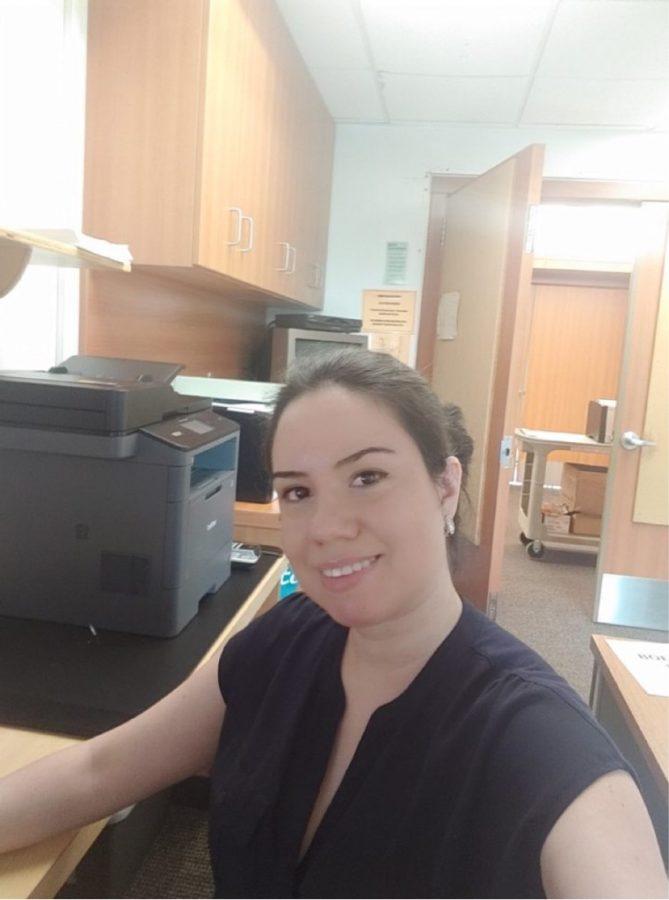 Meet Mrs. Garcia: Schreiber's Newest Guidance Counselor